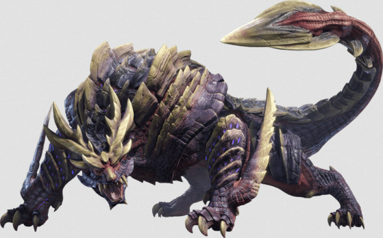 Magnamalo (flagship monster) - Monster Hunter Rise