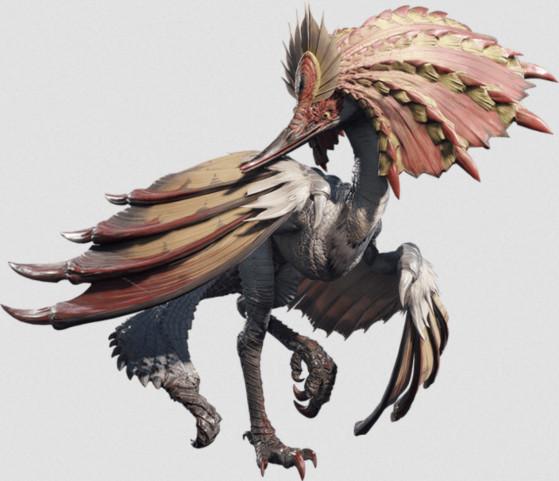 Aknosom - Monster Hunter Rise