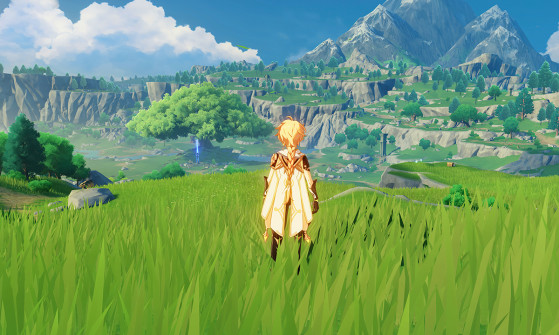 Image tirée du jeu Genshin Impact - Genshin Impact