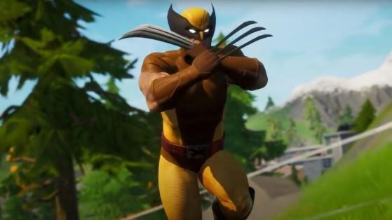 Fortnite : battre Wolverine, défi