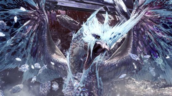 MHW Iceborne n'est pas terminé : Velkhana alpha suprême & contenu à venir