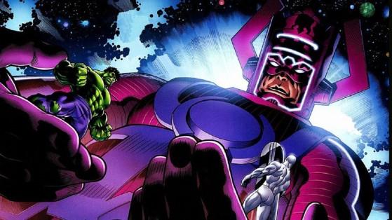 Fortnite : le vilain de Marvel Galactus arrive et est déjà visible en jeu !