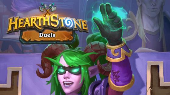 Hearthstone Duels : Les decklists jour 1 de Ben Lee, Game Director