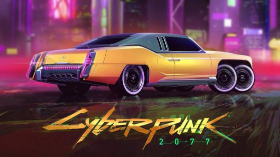 Véhicules de Cyberpunk 2077 : Voitures, motos... Liste complète