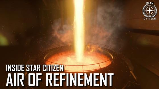Inside Star Citizen : Un air raffiné