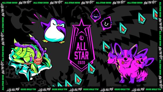 LoL : Découvrez la composition des équipes pour le All Star 2020