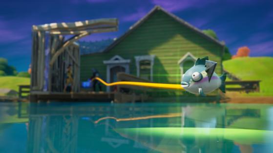 Fortnite : Liste des nouveaux poissons et leurs effets en saison 5