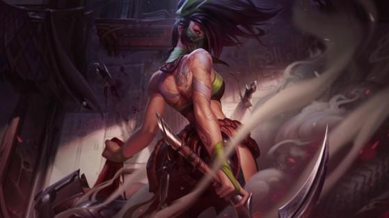 Akali Mid : build, runes - Guide Wild Rift LoL