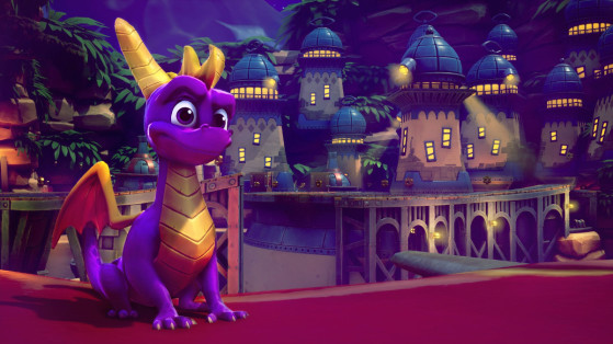 Spyro 4 : Un teaser dans l'artbook de Crash Bandicoot 4 ?