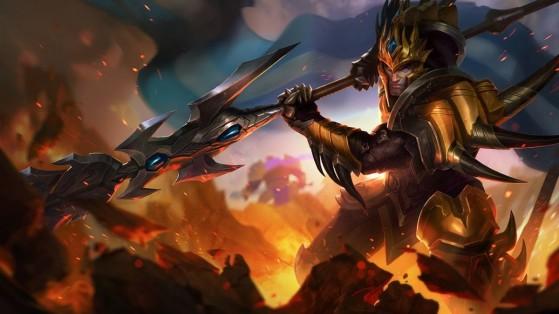 Jarvan IV Jungle : build, runes - Guide Wild Rift LoL