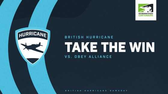Contenders Overwatch : British Hurricane sort victorieuse du Gauntlet Europe