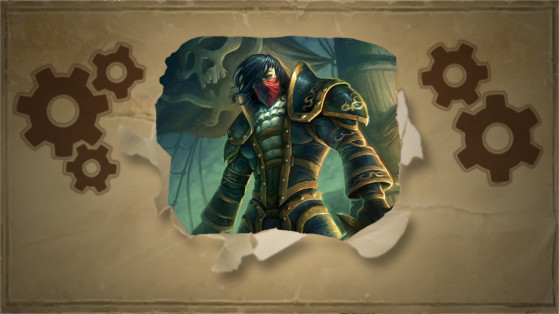 Hearthstone : Patch 19.2.1, nerf VanCleef et Coup de poing cime-tourbe