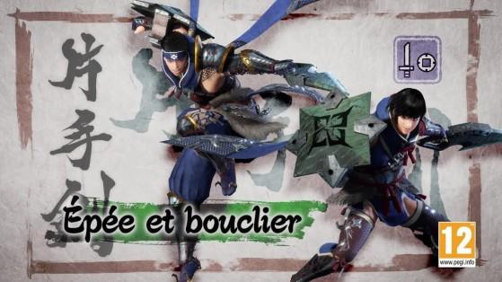 Épée et bouclier Monster Hunter Rise, tutoriel, guide commandes, combos