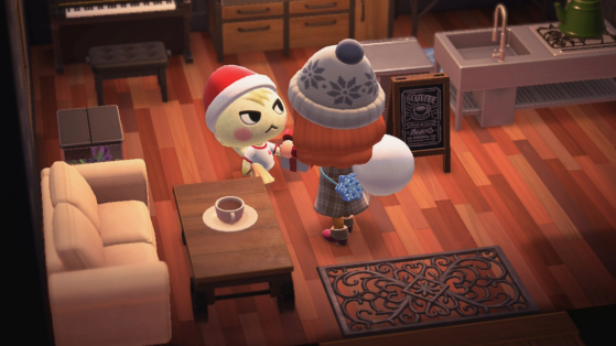 Comment devenir meilleur ami avec un habitant sur Animal Crossing New Horizons ?