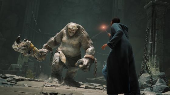 Harry Potter Hogwarts Legacy, le RPG, est reporté en 2022