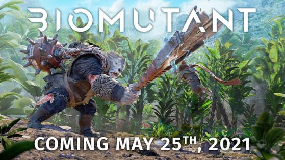 La date de sortie de Biomutant vient d'être annoncée