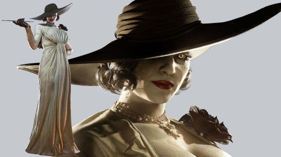 Resident Evil Village : Dame Dimitrescu & ses filles sont très populaires