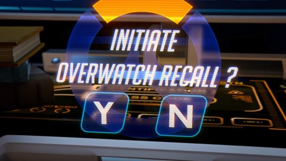 Le rappel des agents d'Overwatch date de 2016 - Overwatch