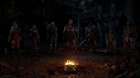 BlizzCon : Diablo 2 - Gros plan sur la nouvelle apparence des classes