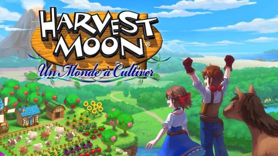 Test Harvest Moon : Un monde à cultiver sur Nintendo Switch