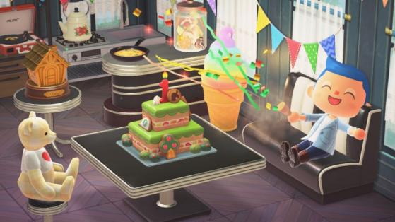 Une mise à jour gratuite de contenu arrive le 18 mars sur Animal Crossing New Horizons