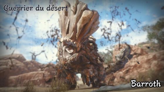 Barroth Monster Hunter Rise : Comment le battre, guide et astuces