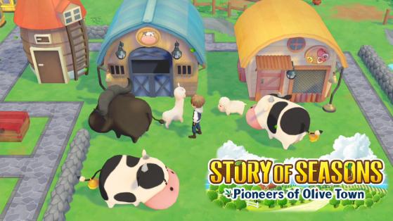 Nom de ferme Story of Seasons : le guide pour vous aider à choisir
