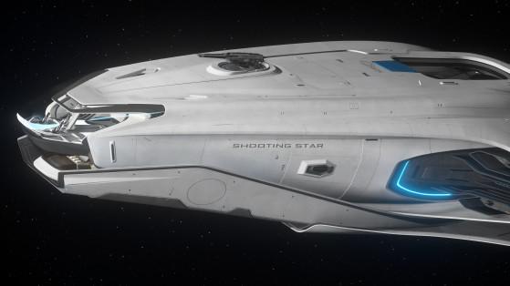 Star Citizen: Nommer son vaisseau