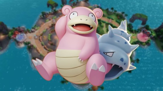 Flagadoss (Slowbro) Pokémon Unite : build, attaques, objets et comment le jouer
