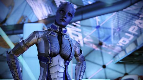 Mass Effect 1 : Liste des romances possibles, Kaidan, Ashley, Liara