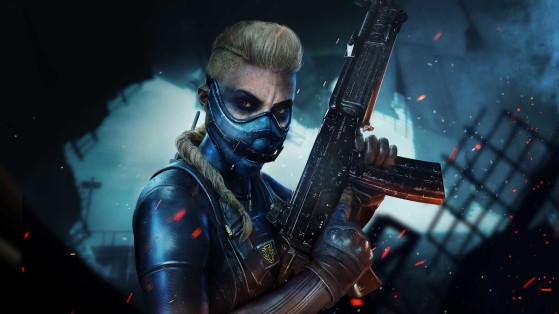 Black Ops Cold War Warzone : les prochains opérateurs, saison 3
