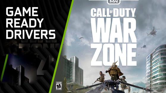 Comment changer les filtres NVIDIA sur Warzone ?