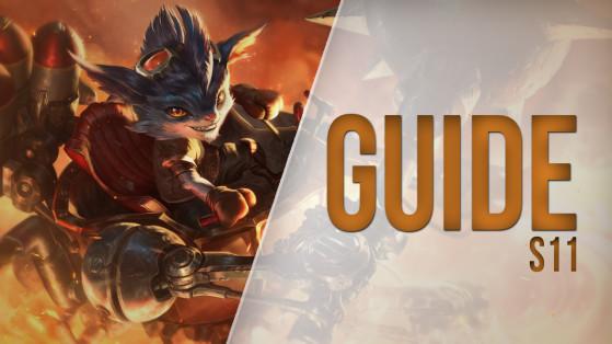 Rumble Jungle S11 : build, runes et stuff - Guide LoL