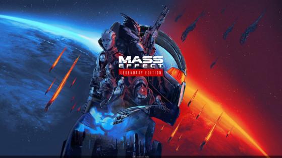 Liste des trophées Mass Effect Édition Légendaire, hauts faits, achievements