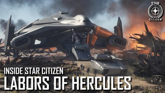 Inside Star Citizen: Labors of Hercules