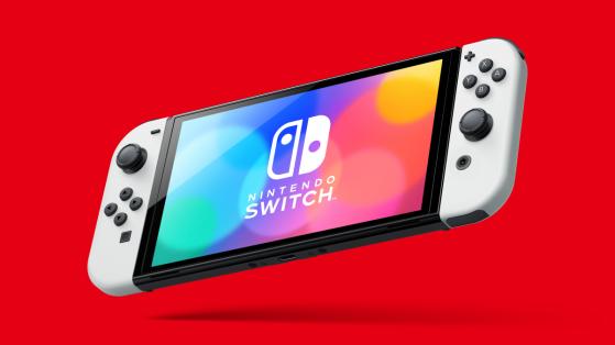 Nintendo Switch OLED : Prix, date de sortie et toutes les informations