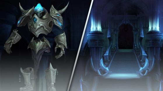 WoW Shadowlands : Étripeur d'âmes Dormazain, Boss Sanctum de la domination