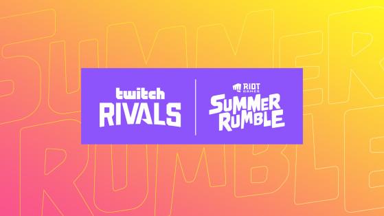 Le Twitch Rivals x Riot Games Summer Rumble démarre en Europe