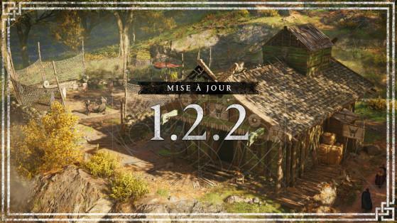 Mise à jour 1.2.2 Assassin's Creed Valhalla :  Notes de patch