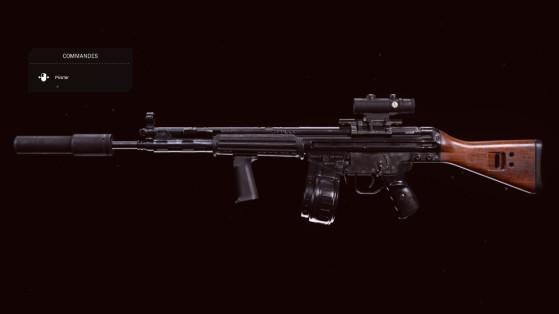 Quelle est la meilleure classe pour la C58 sur Warzone ?