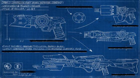 Black Ops Cold War : comment débloquer et améliorer le CRBR-S  dans Mauer Der Toten ?