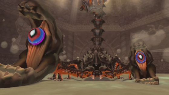 Moldgath Zelda Skyward Sword HD : Comment battre le Boss ?