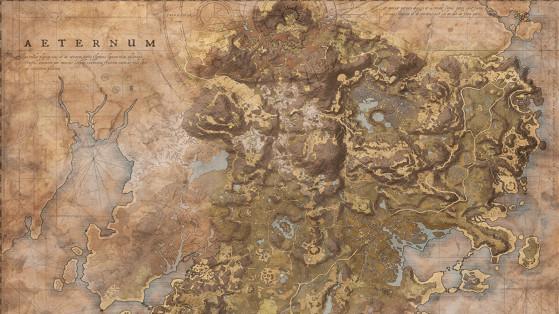 New World : carte interactive, où trouver les ressources ?