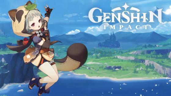 Genshin Impact : build Sayu armes et sets d'artefacts