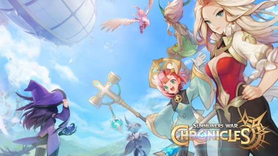 Gamescom 2021 :  Summoners War Chronicles se dévoile
