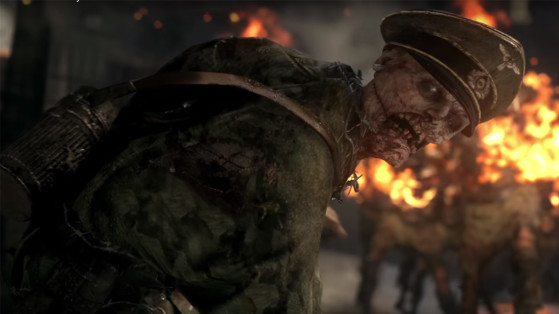 Un potentiel teasing de la carte zombie de Call of Duty Vanguard ?