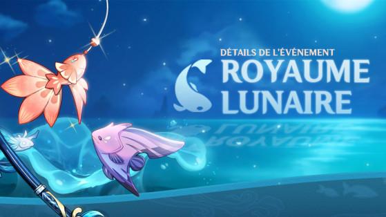 Royaume Lunaire Genshin Impact : nouvel événement de pêche