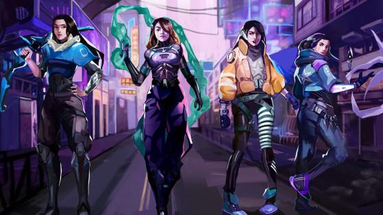Complexity Gaming signe une line-up féminine sur Valorant