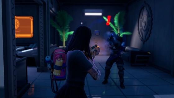 Fortnite : éliminer des gardes de l'IO en saison 8, chapitre 2