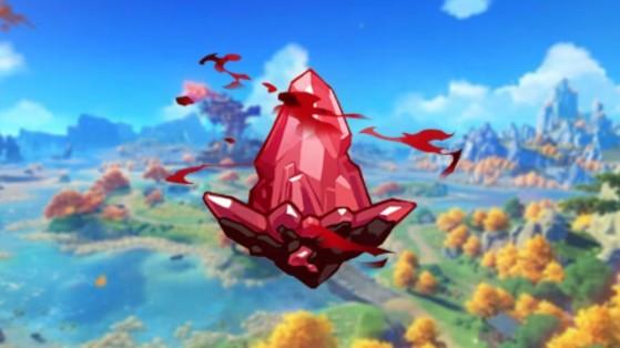 Genshin Impact : Agate pourpre, où en trouver